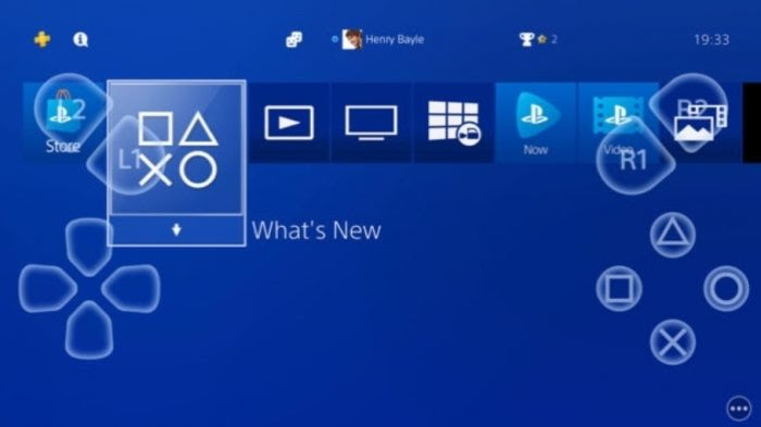 Sony / PS4 Remote Play / android